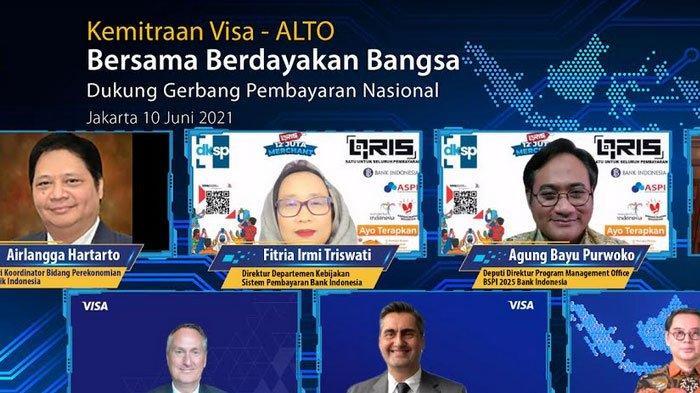 Visa dan ALTO Luncurkan Kemitraan Fasilitasi Pemrosesan Kartu Debit Secara Domestik di Indonesia
