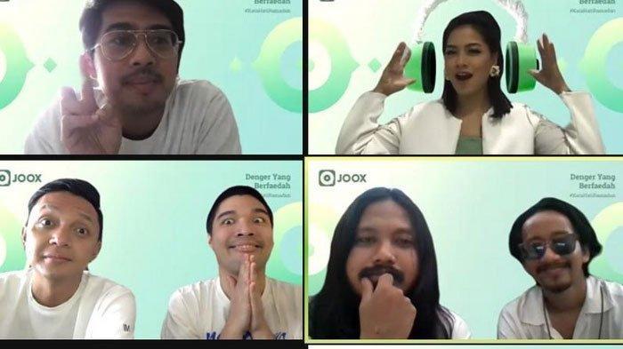 Jelang Ramadan, Platform Musik JOOX Ajak Penikmat Lewat Program 'Denger yang Berfaedah'