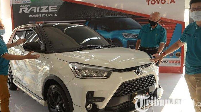 Peminat SUV Toyota Raize di Surabaya Capai 130 Unit