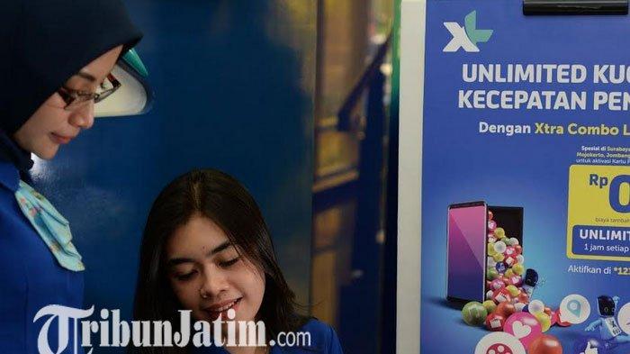 XL Axiata Luncurkan Paket Data Unlimited Kuota Kecepatan Penuh Setiap Hari