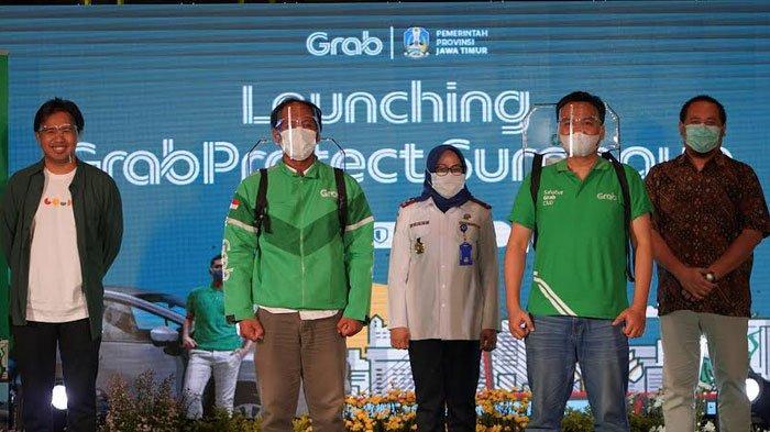 Grab Luncurkan 7.000 Armada GrabCar dan GrabBike Protect di Jawa Timur, Dukung Mobilitas Warga