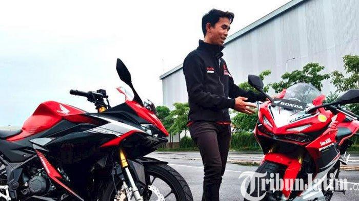 Pembalap Nasional Gerry Salim Turut Jajal Langsung All New CBR150R