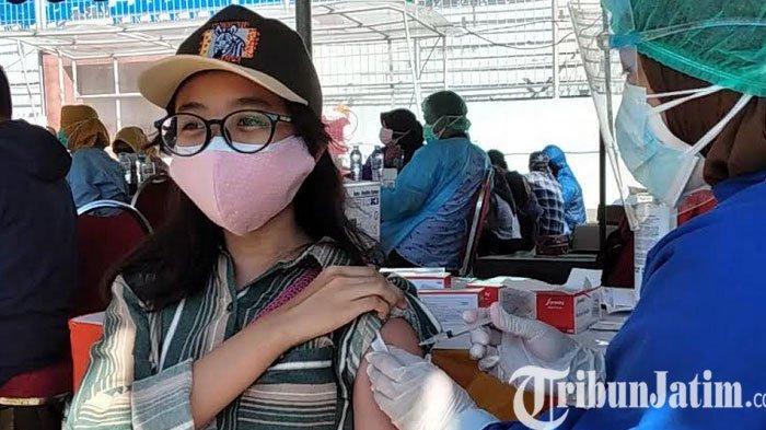Gelar Vaksinasi Anak, Pemkot Surabaya Targetkan 20 Ribu Anak