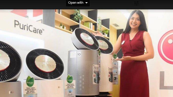 LG Mulai Pasarkan PuriCare 360° Air Purifier Ditengah Permintaan Pasar Pemurni Udara Meningkat
