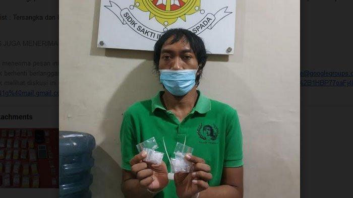 Awalnya Jadi Pemakai Sabu, Kini Diang Anggi Asal Bangkalan Jadi Pengedar Sabu-sabu