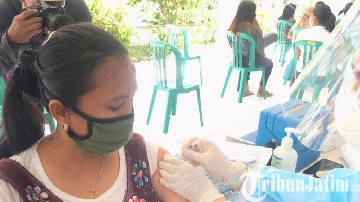 Pemkot Surabaya Menggelar Vaksinasi Penghuni Rusun Secara Serentak