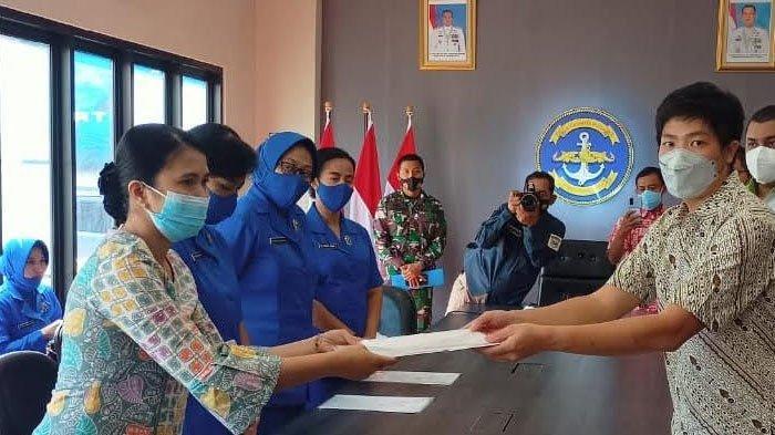 Sido Muncul Beri Perhatian dan Simpati Untuk Ahli Waris KRI Nanggala 402 Sebesar Rp 720 Juta