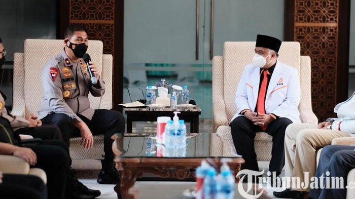 PKS Jatim Sampaikan Tekad Upaya Tangkal Radikalisme