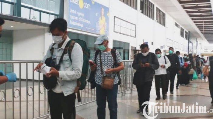 Pemkot Antisipasi Kepulangan Pekerja Migran yang Jadikan Surabaya Sebagai Transit