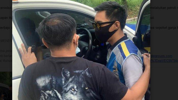 Timsus Satresnarkoba Polrestabes Surabaya Bekuk Oknum Petugas Jasamarga di Tol
