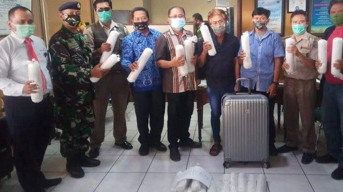 BREAKING NEWS - Lagi, Penyelundupan Baby Lobster Lewat Bandara Juanda Berhasil Digagalkan