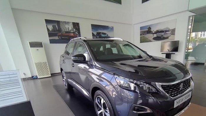 Ini Dia Varian Baru Warna Aster Grey di  Peugeot 3008 SUV Allure Plus