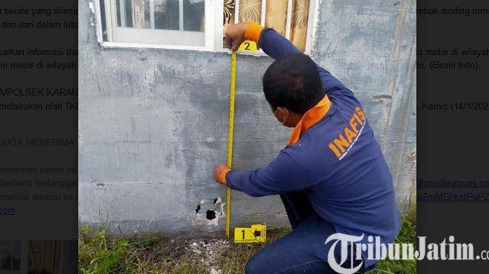 Pelaku Ranmor di Kota Batu Lemparkan Bondet ke Arah Polisi saat Dikejar
