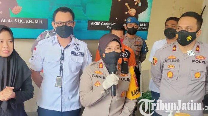 Polres Pelabuhan Tanjung Perak Surabaya Tangkap Pengeroyok Mahasiswa AWS, 2 DPO
