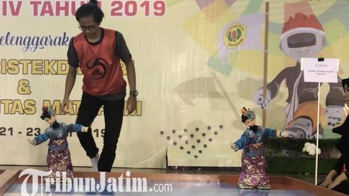 Tim Robotika ITS Sabet Trofi Terbanyak di Kontes Robot Indonesia Regional IV 2019