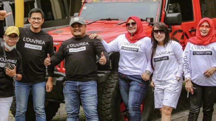 Rubicon Community JK Owner Dan Louvrea Menyatu Di Alam Camping dan Kopdar Di Coban Putri