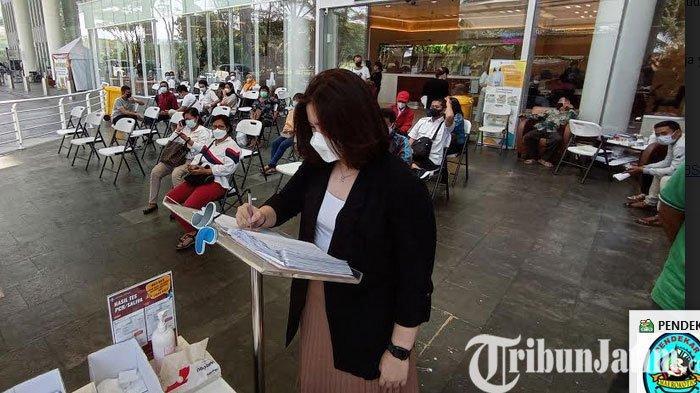 Permintaan Tes Covid-19 di National Hospital Surabaya Naik hingga 50 Persen