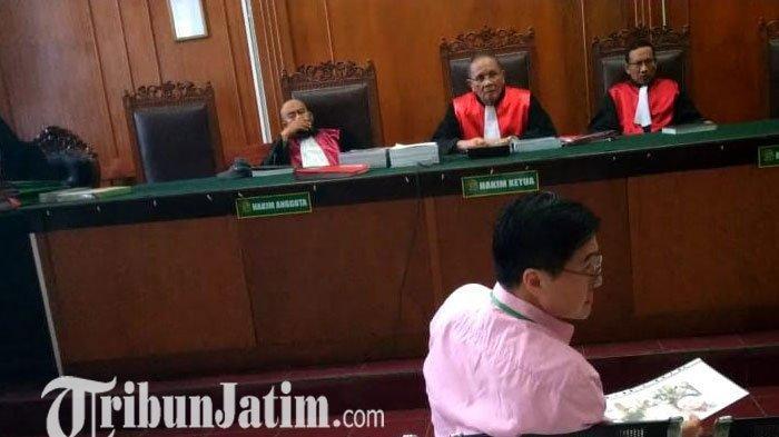 Pengadilan Negeri Surabaya Kabulkan Gugatan Pengusaha Surabaya Budi Said Atas Emas 1,1 Ton
