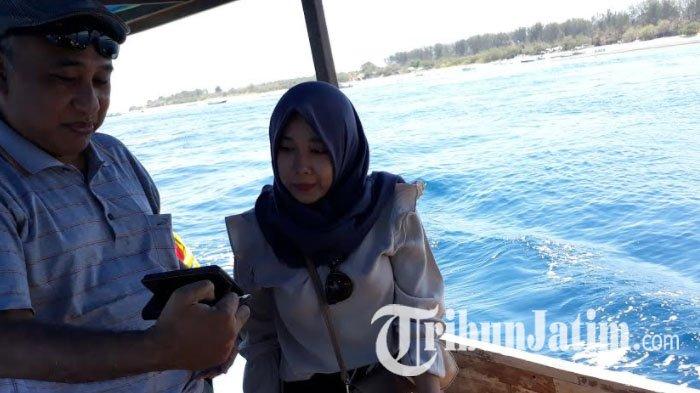 Jaringan 4G Smartfren Tetap Stabil Hingga Lombok, Bahkan di Tengah Laut Menuju Gili Air Masih Mantab