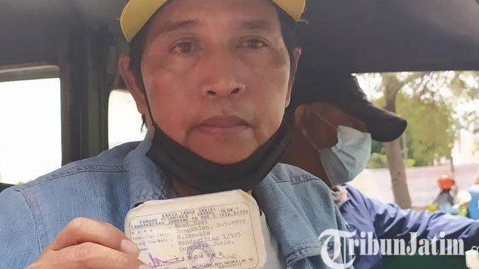 Berjuang Berebut Penumpang, Kisah Pilu Bapak 3 Anak Jadi Sopir Bemo Surabaya Selama 22 Tahun
