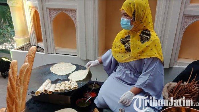 JW Marriott Surabaya Bawa Kuliner 4 Kontinen dalam Ramadan Around The World