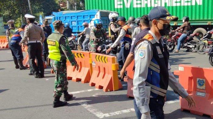 Berikut Jalan Alternatif yang Bisa Dilewati Saat Pintu Masuk Surabaya di Bundaran Waru Ditutup Total