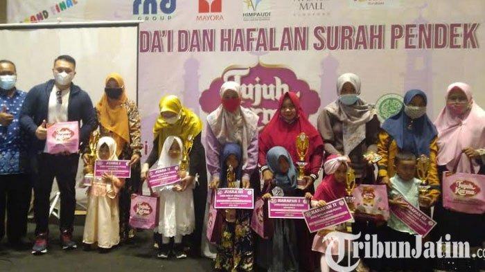 Sambut Ramadhan Dari Rumah, Himpaudi Surabaya Gelar Festival Keagamaan