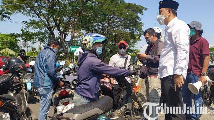 Update Virus Corona di Madura, Pemkot Surabaya Lakukan Penyekatan di Jembatan Suramadu