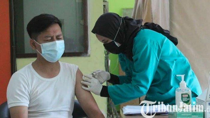 Lawan Covid-19, Sebanyak 22 Petugas Rutan Jalani Vaksin Tahap Pertama
