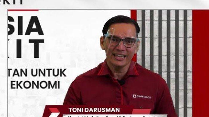 CIMB Niaga Gagas Forum Indonesia Bangkit untuk Bangun Optimisme, Percepat Pemulihan Ekonomi