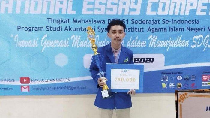 Mahasiswa Asal Timor Leste Juarai Lomba Essay dengan Go-IELTS