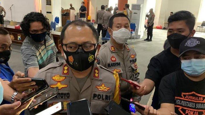 Tegakkan PPKM di Surabaya, 3 Pilar Awasi Operasional Mall, Resto dan Warkop Maksimal 25% Kapasitas