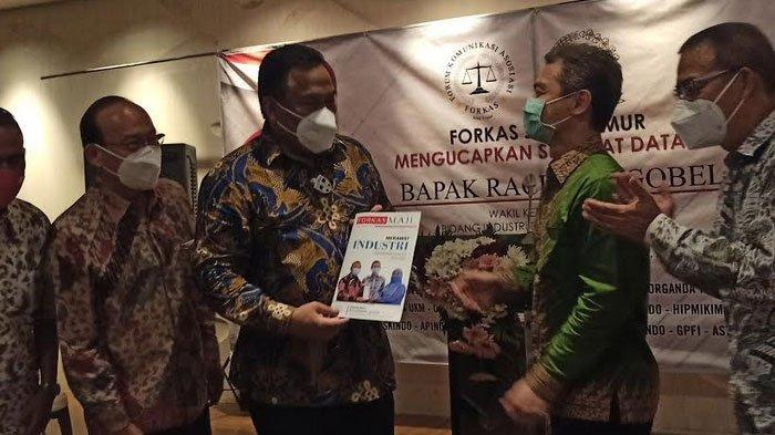 Wakil Ketua DPR Rachmat Gobel Potret Potensi Jember