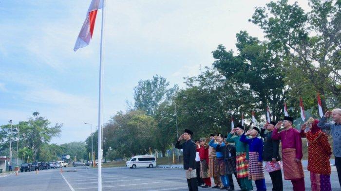 Wamen ESDM Arcandra Merayakan Peringatan Kemerdekaan RI di Blok Rokan