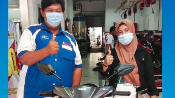 Yamaha Gear 125 Kian Diminati Kaum Hawa, di Jatim Kontribusi Konsumen Wanita Mencapai 56%