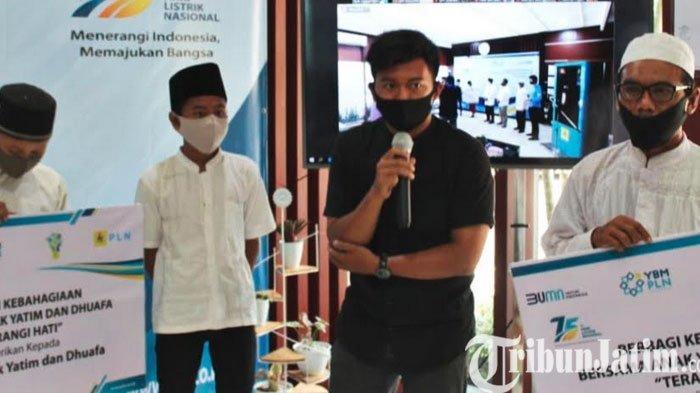 Yayasan Suara Hati Dapat Santunan Dari PLN Senilai 15,6 Juta, Dipakai Untuk Keperluan Pendidikan