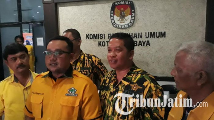 Hadapi Pileg 2019, Golkar Surabaya Prioritaskan Calon Perempuan dan Millenial