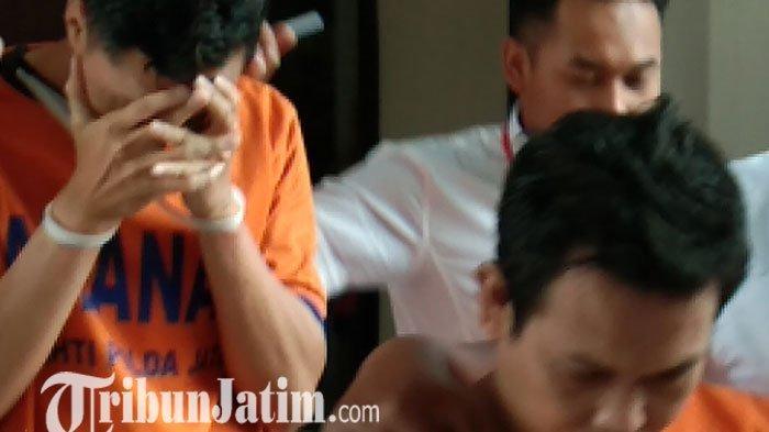 BREAKING NEWS - Polda Jatim Kembali Cokok Predator Seksual di Tulungagung, Korbannya 3 Anak