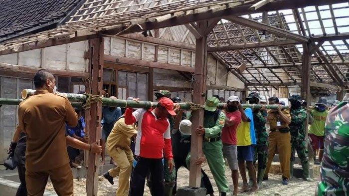 Kodam V/Brawijaya Gelar Program Tentara Manunggal Membangun Desa Di Lima Wilayah Di Jatim