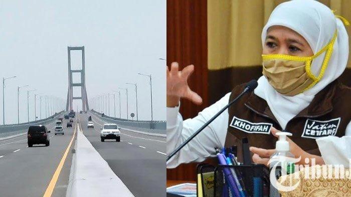 BERITA TERPOPULER JATIM: Hoaks Jembatan Suramadu Ditutup hingga 502 Kasus Baru Covid-19 di Jatim