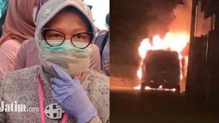 BERITA TERPOPULER JATIM: Pembakar Mobil Via Vallen Aneh hingga Covid-19 di Perumahan Mewah Surabaya