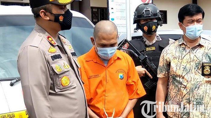 Polres Trenggalek Tangkap Komplotan Spesialis Pencuri Mobil Lintas Provinsi