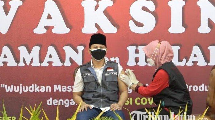 Kabupaten Trenggalek Mulai Vaksinasi Dosis Kedua