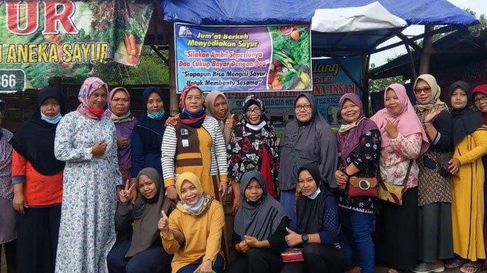 Saling Peduli dan Mendukung dalam Himpunan Janda Berkarya Asal Trenggalek