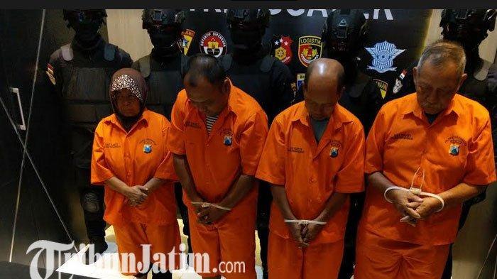 Polisi Trenggalek Tangkap Pejudi Togel Online Dan Konvensional Tribun Jatim