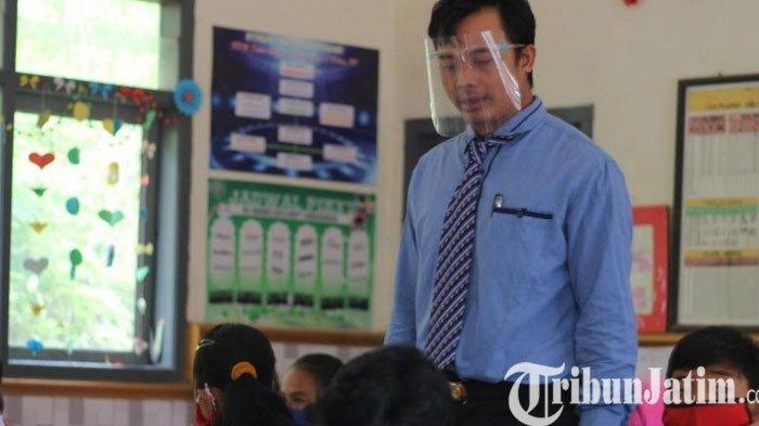 Disdikpora Trenggalek Pastikan Sebagian SD dan SMP Pembelajaran Tatap Muka Januari Mendatang