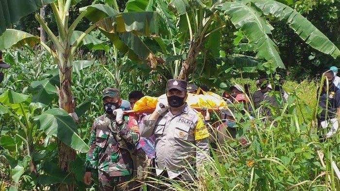 Warga Trenggalek yang Hilang 4 Hari Ditemukan Meninggal, Evakuasi jenazah Jalan Kaki 4 KM