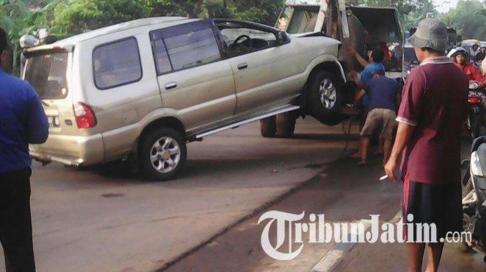 Beredar Info Razia STNK Hingga Bayar Derek dan Parkir Rp 400 Ribu, Polrestabes Surabaya: Itu Hoax