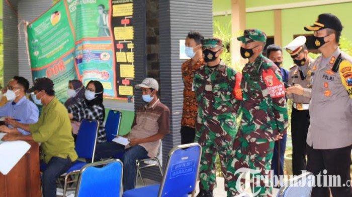 Pantau Rekapitulasi Penghitungan Suara di Tingkat Kecamatan, Kapolres: Tak Ada Gejolak