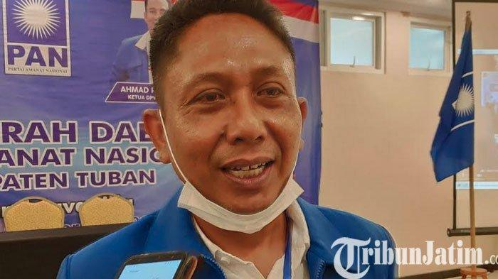 Musda ke V PAN Tuban, Mashadi Terpilih Ketua DPD Gantikan Agung